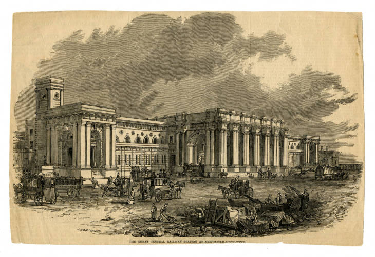 Illustration of Central Station